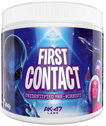 AK47 First Contact Green Apple (240 gr)