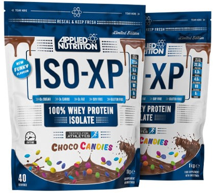 Applied Nutrition Iso-XP Choco Candies (1000 gr)