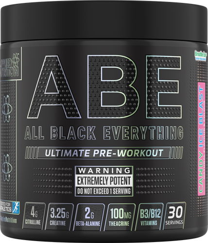 ABE Ultimate Pre-Workout Candy Ice Blast (315 gr)