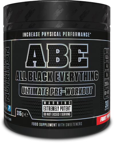 ABE Ultimate Pre-Workout Fruit Punch (315 gr)