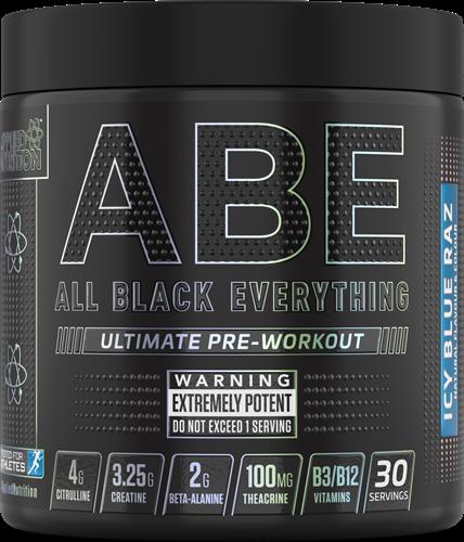 ABE Ultimate Pre-Workout Icy Blue Raz (315 gr)