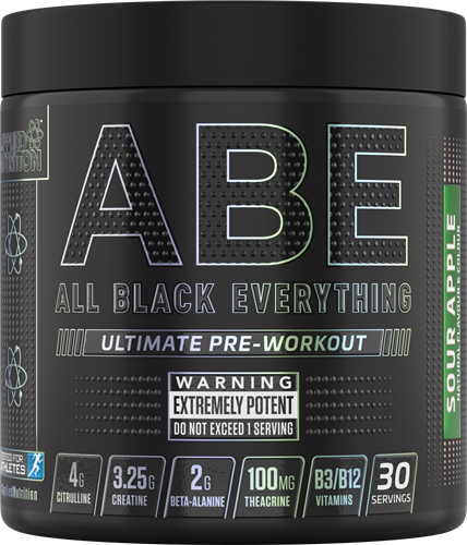 ABE Ultimate Pre-Workout Sour Apple (315 gr)