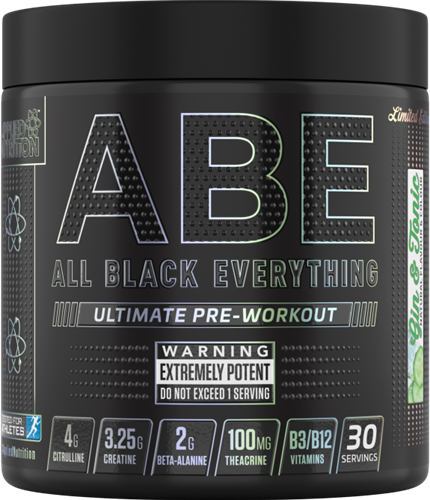 ABE Ultimate Pre-Workout Gin & Tonic (315 gr)