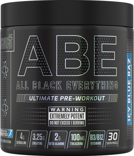 ABE Ultimate Pre-Workout Icy Blue Raz (315 gr)
