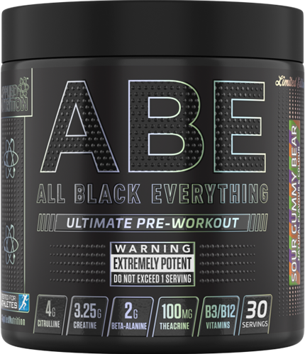 ABE Ultimate Pre-Workout Sour Gummy Bear (315 gr)