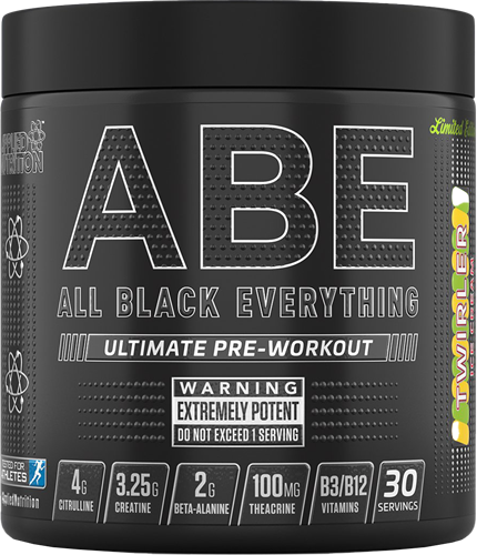 ABE Ultimate Pre-Workout Twirler Ice Cream (315 gr)