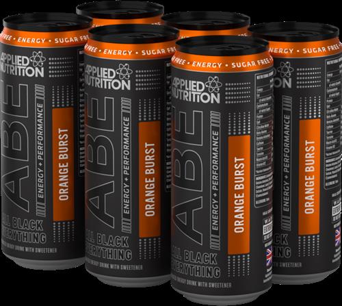 ABE Energy + Performance Orange Burst (24 x 330 ml)