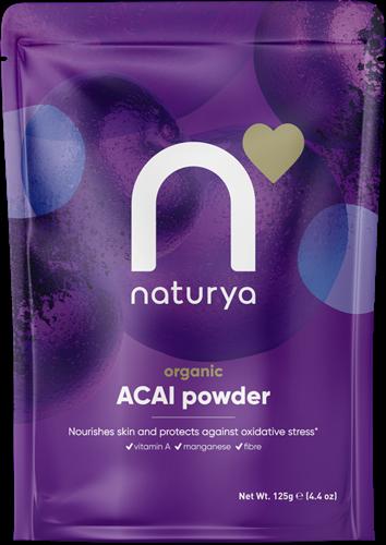 Naturya Organic Açaí Powder (125 gr)