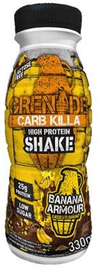 Carb Killa Shake Banana Armour (1 x 330 ml)