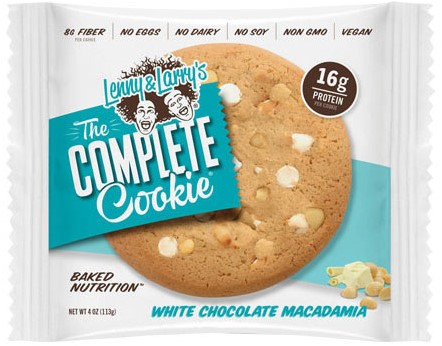 Complete Cookie White Chocolate Macadamia (1 x 113 gr)