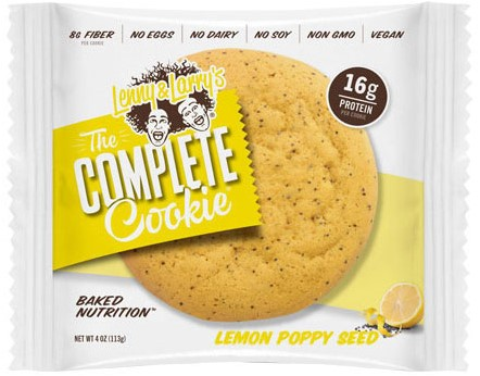 Complete Cookie Lemon Poppy Seed (1 x 113 gr)
