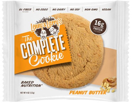 Complete Cookie Peanut Butter (1 x 113 gr)