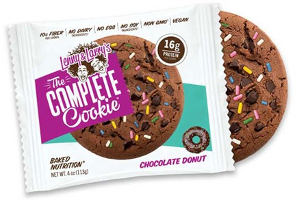 Complete Cookie Chocolate Donut (1 x 113 gr)