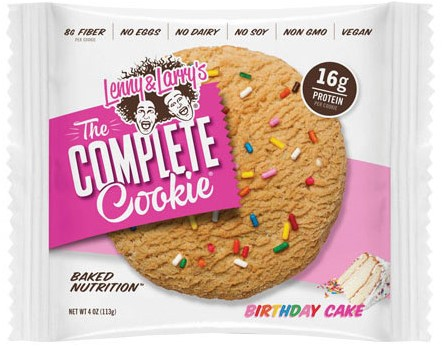Complete Cookie Birthday Cake (1 x 113 gr)