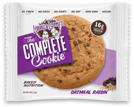 Complete Cookie Oatmeal Raisin (1 x 113 gr)