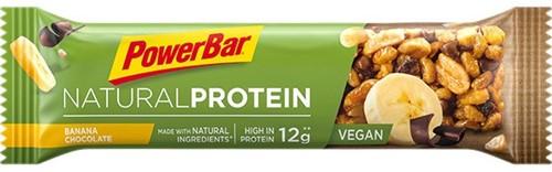 Natural Protein Bar Banana Chocolate (1 x 40 gr) Ten minste houdbaar tot: 1-2021