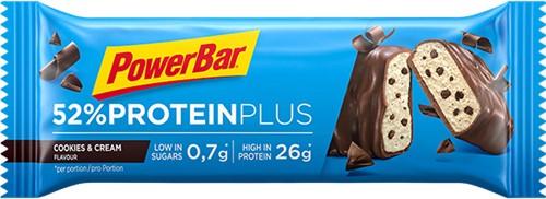 Protein Plus Bar 52% Cookies & Cream (1 x 50 gr)