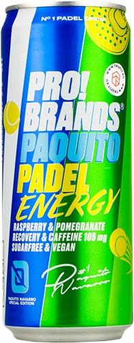 AminoPro Drink Paquito Padel (1 x 330 ml)