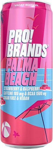 AminoPro Drink Palma Beach (1 x 330 ml)