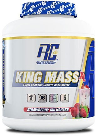 King Mass XL Vanilla Ice Cream (2720 gr)