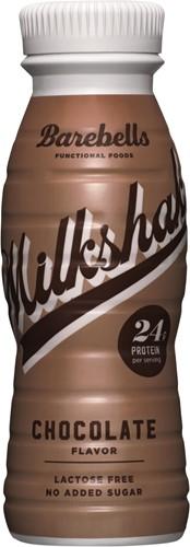 Barebells Milkshake Chocolate (1 x 330 ml)