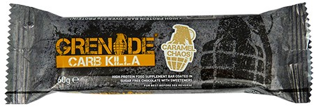 Carb Killa Bar Caramel Chaos (1 x 60 gr)