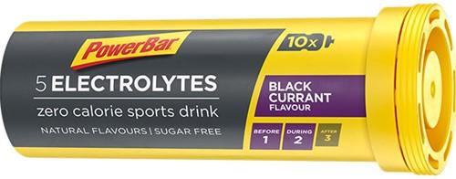 Electrolyte Tabs Black Currant (1 x 10 tabs)