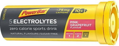 Electrolyte Tabs Pink Grapefruit (1 x 10 tabs)