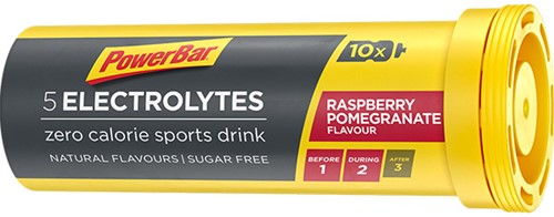 Electrolyte Tabs Raspberry Pomegranate (1 x 10 tabs)