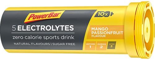 Electrolyte Tabs Mango Passionfruit (1 x 10 tabs)