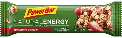 Natural Energy Bar Strawberry & Cranberries (1 x 40 gr)
