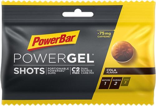 Powergel Shots Cola (1 x 60 gr) Ten minste houdbaar tot: 2-2021