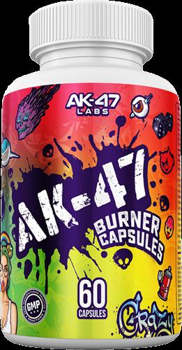 AK47 Fatburner (60 caps)