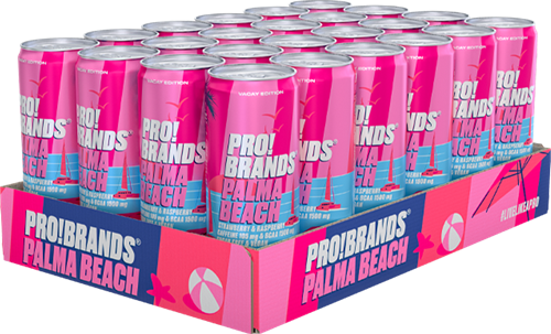 AminoPro Drink Palma Beach (24 x 330 ml)