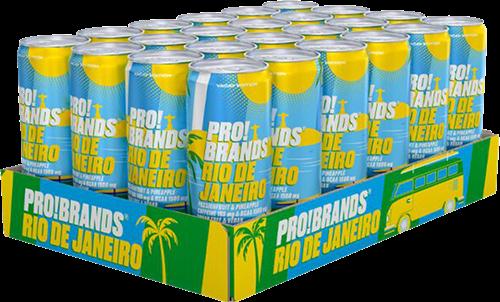 AminoPro Drink Rio de Janeiro (24 x 330 ml)