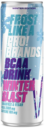 AminoPro Drink Winter Blast (24 x 330 ml)