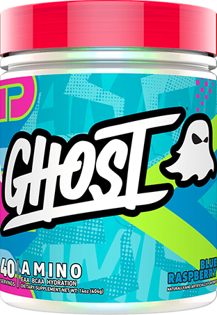 Ghost Amino Blue Raspberry (404 gr)