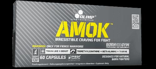 Olimp Amok (60 caps)