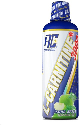 L-Carnitine-XS Liquid Sour Apple (465 ml)