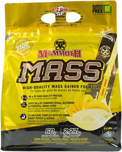 Mammoth Mass Banana (2270 gr)