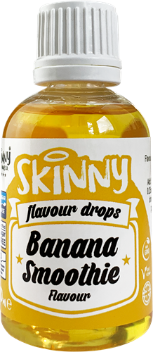 Skinny Flavour Drops Banana Smoothie (50 ml)