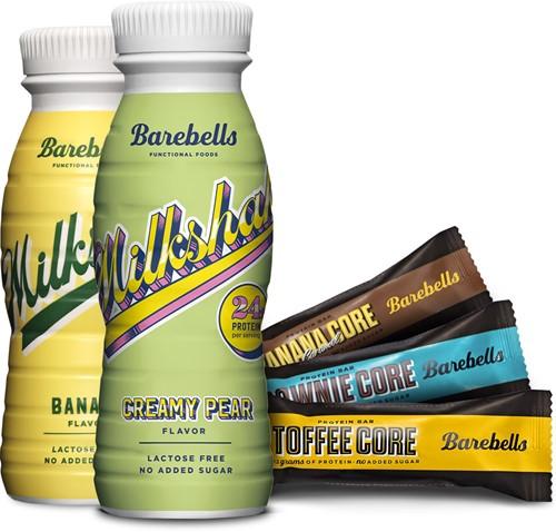 Barebells Mixbox (Core Bars & Milkshake)