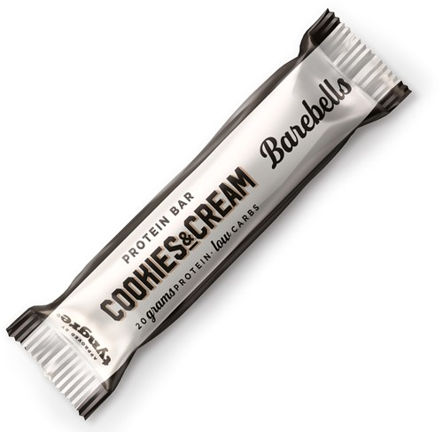 Barebells Protein Bar Cookies & Cream (1 x 55 gr)