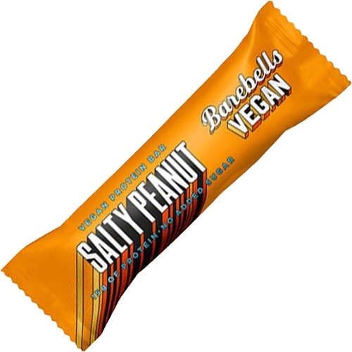 Barebells Vegan Protein Bar Salty Peanut (1 x 55 gr)