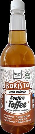 Skinny Barista Coffee Syrup Bonfire Toffee (1000 ml)