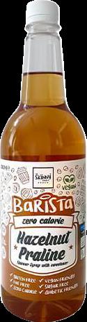 Skinny Barista Coffee Syrup Hazelnut Praline (1000 ml)