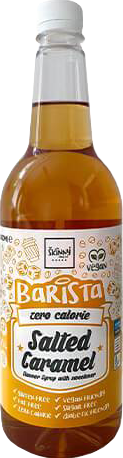 Skinny Barista Coffee Syrup Salted Caramel (1000 ml)