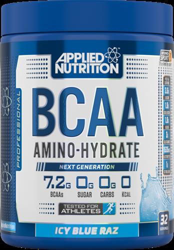 BCAA Amino Hydrate Icy Blue Raz (450 gr)