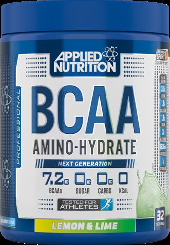 BCAA Amino Hydrate Lemon Lime (450 gr)