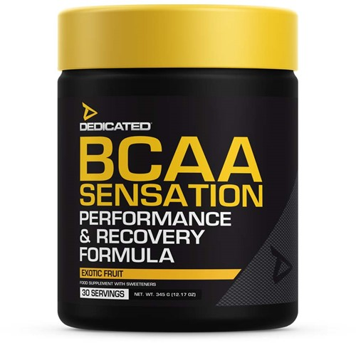 BCAA Sensation Exotic Fruit (345 gr)
